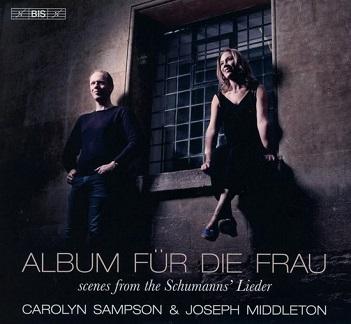 SAMPSON, CAROLYN - ALBUM FUR DIE FRAU -SACD-