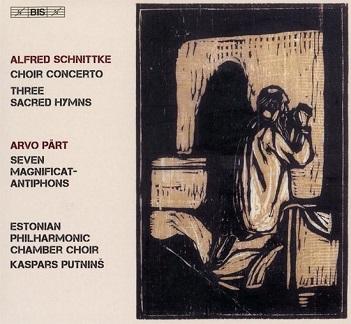 ESTONIAN PHILHARMONIC CHA - SCHNITTKE & PART.. -SACD-