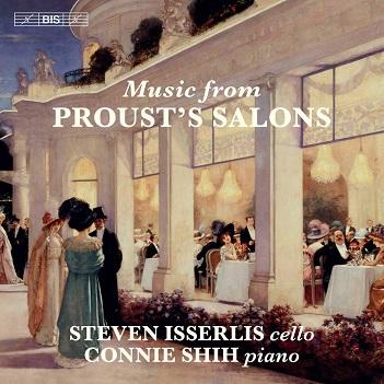ISSERLIS, STEVEN - CELLO MUSIC FROM.. -SACD-