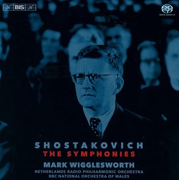 SHOSTAKOVICH, D. - FIFTEEN SYMPHONIES -SACD-
