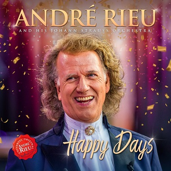 RIEU, ANDRE - HAPPY DAYS