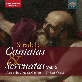 ALESSANDRO STRADELLA CONS - CANTATAS & SERENATAS..