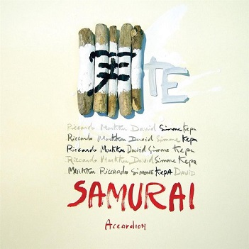 SAMURAI ACCORDION - TE