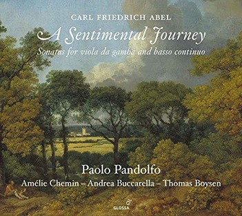 PANDOLFO, PAOLO - A SENTIMENTAL JOURNEY