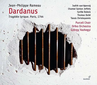 RAMEAU, J.P. - DARDANUS: TRAGEDIE LYRIQU