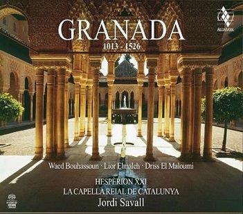 HESPERION XXI - GRANADA 1013-1526 -SACD-