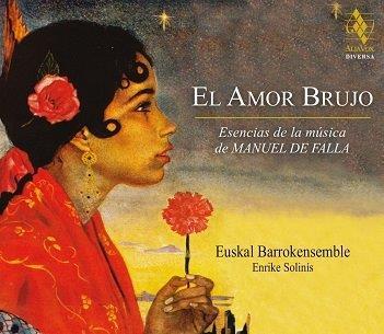 FALLA, M. DE - EL AMOR BRUJO -SACD-