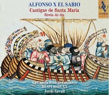 ALFONSO X -EL SABIO- - CANTIGAS DE.. -SACD-