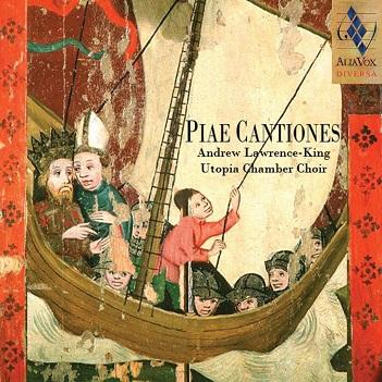UTOPIA CHAMBER CHOIR - PIAE CANTIONES -DIGI-