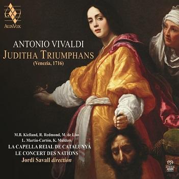 VIVALDI, A. - JUDITHA TRIUMPHANS -SACD-