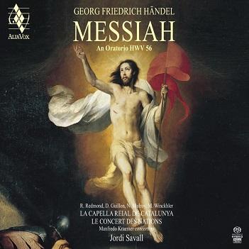 HANDEL, G.F. - MESSIAH HWV56 -SACD/DIGI-