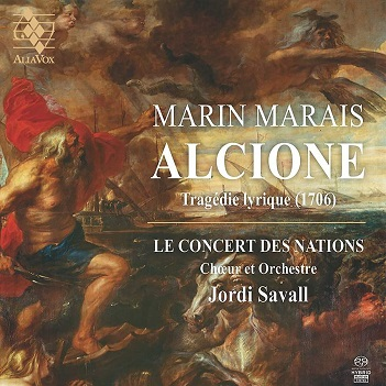 LE CONCERT DES NATIONS - MARIN MARAIS:.. -SACD-