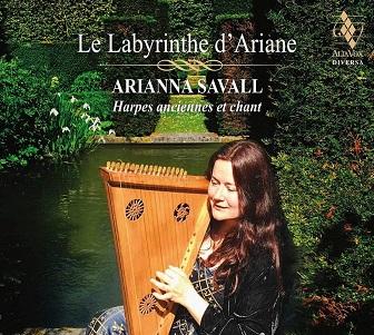 SAVALL, ARIANNA - LE LABYRINTHE D'ARIANE