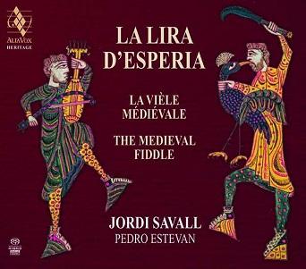 SAVALL, JORDI/PEDRO ESTEV - LA LIRA D'ESPERIA -SACD-