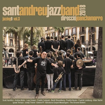 SANT ANDREU JAZZ BAND - JAZZING 9 VOL.3