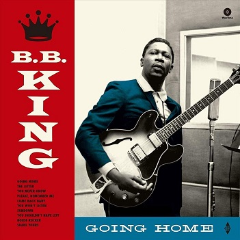 KING, B.B. - GOING HOME -BONUS TR-