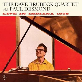 BRUBECK, DAVE -QUARTET- - LIVE IN INDIANA 1958 -HQ-
