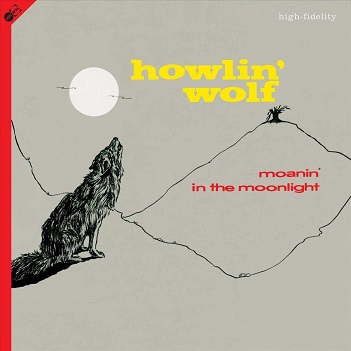 HOWLIN' WOLF - MOANIN' IN THE.. -LP+CD-