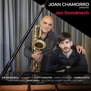 CHAMORRO, JOAN - PRESENTA JAN DOMENECH