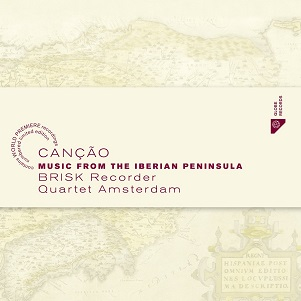 BRISK RECORDER QUARTET AM - CANCAO - MUSIC FROM THE I