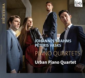 URBAN PIANO QUARTET - PIANO QUARTETS