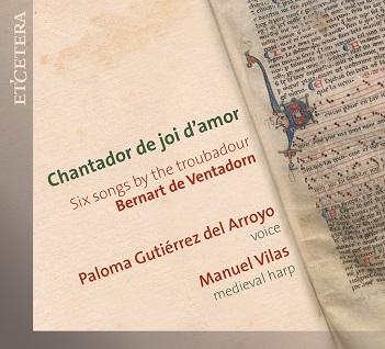 VENTADORN, B. DE - CHANTADOR DE JOI D'AMOR S