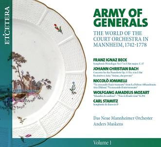 DAS NEUE MANNHEIMER ORCHE - ARMY OF GENERALS: THE..