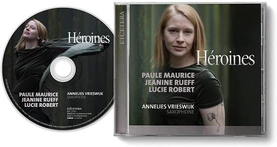 VRIESWIJK, ANNELIES - HEROINES (WORKS FOR..