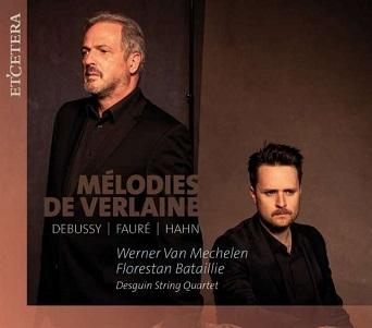 MECHELEN, WERNER VAN / FL - MELODIES DE VERLAINE