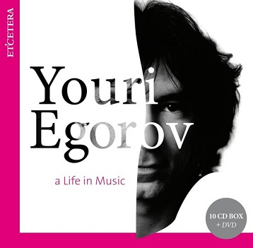 EGOROV, YOURI - A LIFE IN MUSIC -CD+DVD-