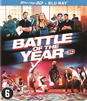 MOVIE - BATTLE OF THE YEAR -3D-