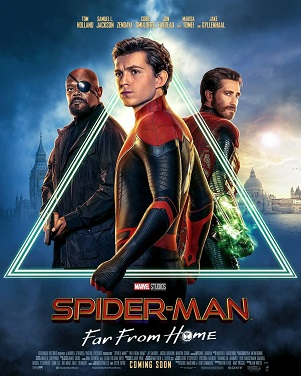 MOVIE - SPIDER-MAN: FAR.. -3D-