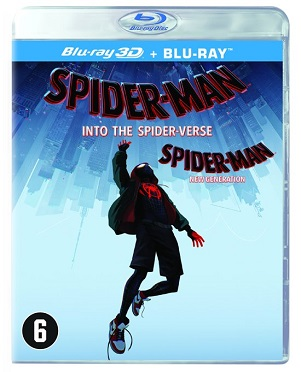 ANIMATION - SPIDER-MAN: INTO -3D-