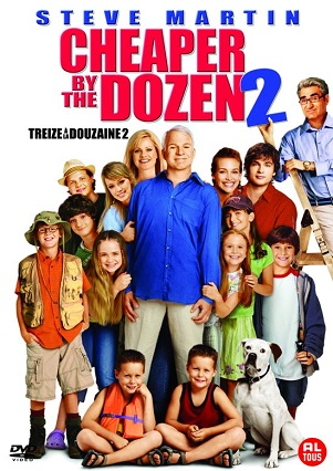 MOVIE - CHAPTER BY THE DOZEN 2