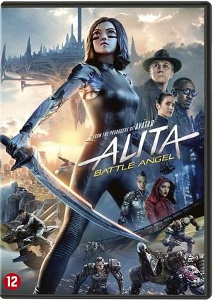 MOVIE - ALITA: BATTLE ANGEL