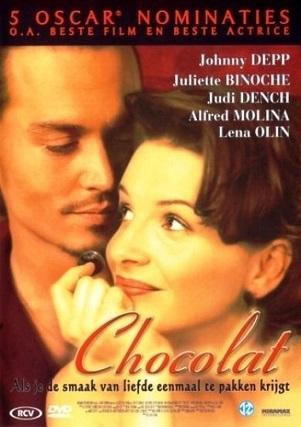 MOVIE - CHOCOLAT
