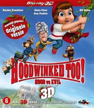 ANIMATION - HOODWINKED TOO: HOOD VS..