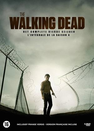 TV SERIES - WALKING DEAD - SEASON 4