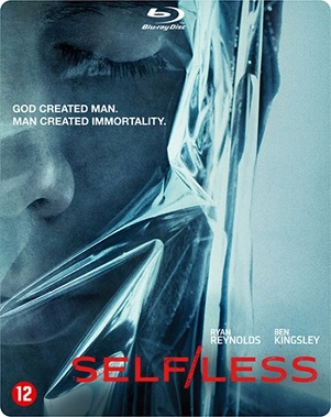 MOVIE - SELF/LESS -STEELBOOK-