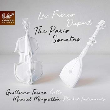 DUPORT, J.P. & J.L. - PARIS SONATAS