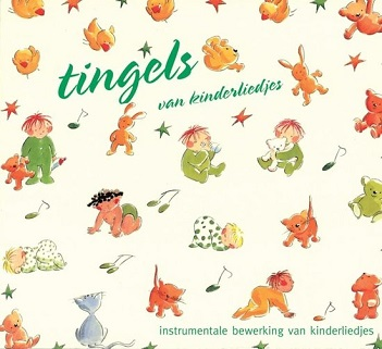 CHILDREN - TINGELS VAN KINDER -DIGI-