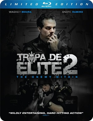MOVIE - TROPA DE ELITE 2-STEELBOO