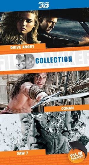 MOVIE - 3D COLLECTION BOX -3D-