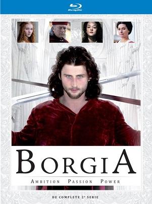 TV SERIES - BORGIA S2