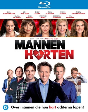 MOVIE - MANNENHARTEN