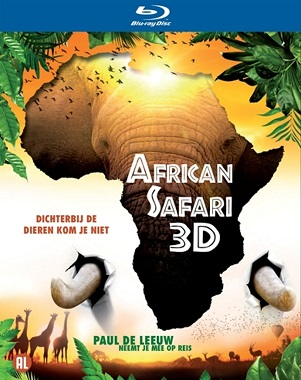 DOCUMENTARY - AFRICAN SAFARI 3D