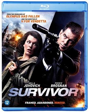 MOVIE - SURVIVOR (2015)