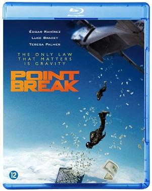 MOVIE - POINT BREAK (2015)