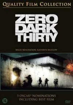 MOVIE - ZERO DARK THIRTY (w/Jessica Chastain, Mark Strong & Chris Pratt)
