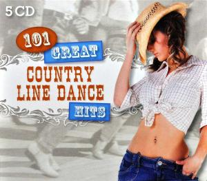 COUNTRY DANCE KINGS - 101 GREAT COUNTRY LINE..
